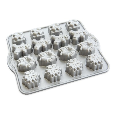 Nordic Ware Holiday Tea Cakes