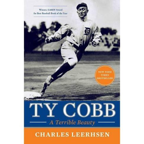 Ty Cobb - by  Charles Leerhsen (Paperback) - image 1 of 1