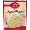Betty Crocker SuperMoist Vanilla Cake Mix - 15.25oz - image 2 of 4