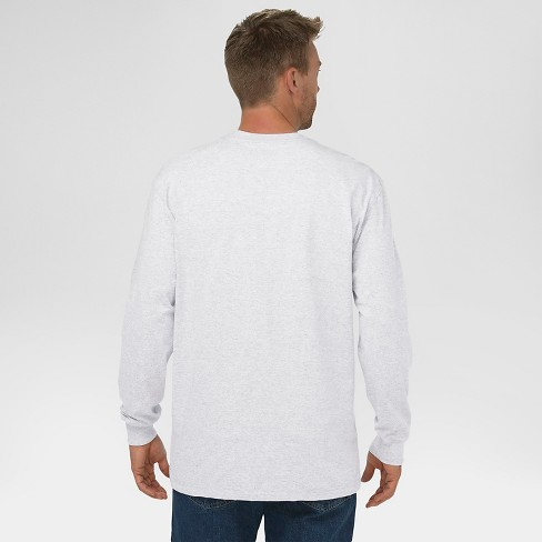 Dickies® Men s Cotton Heavyweight Long Sleeve Pocket T-Shirt   Target 563e2a8c42c