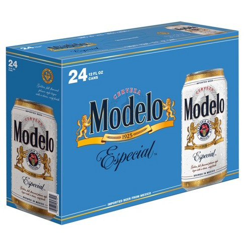 Modelo® Especial Beer - 24pk / 12oz Cans - image 1 of 2