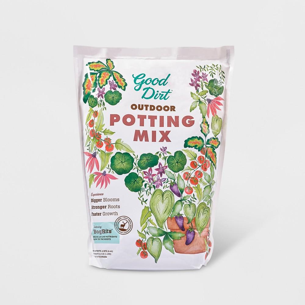 Image of Outdoor Potting Mix - Good Dirt