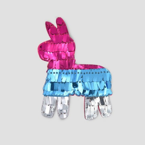 Girls' Pinata Clips - Cat & Jack™ - image 1 of 2