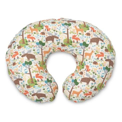 Boppy Original Nursing Pillow Cover - Earth Tone Woodland - image 1 of 4
