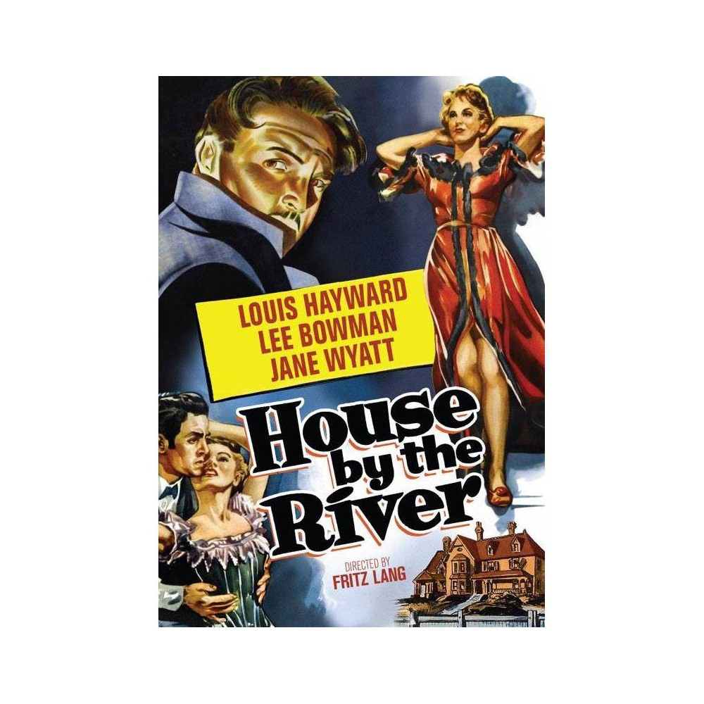 The House By The River Dvd