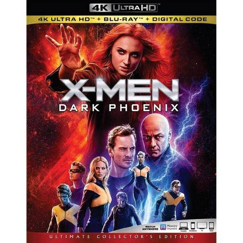 X-Men: Dark Phoenix (4K/UHD) - image 1 of 1