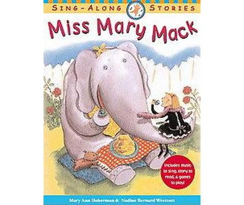 Miss Mary Mack (Reprint) (Paperback) (Mary Ann Hoberman) - image 1 of 1