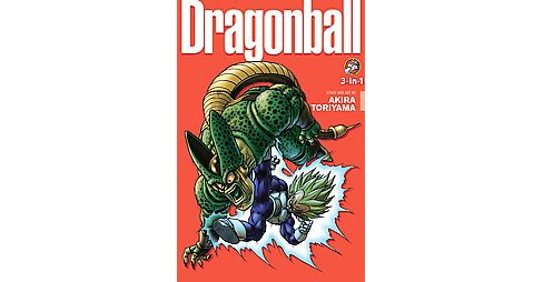 Dragon Ball 11 : 3-in-1 Edition: Omnibus Edition (Combined) (Paperback) (Akira Toriyama) - image 1 of 1