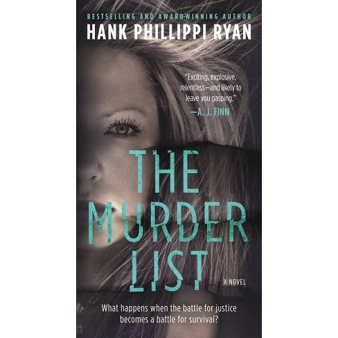 The Murder List - by  Hank Phillippi Ryan (Paperback) - image 1 of 1