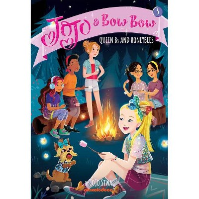 Queen Bs and Honeybees (Jojo and Bowbow #5) - by Jojo Siwa (Paperback)