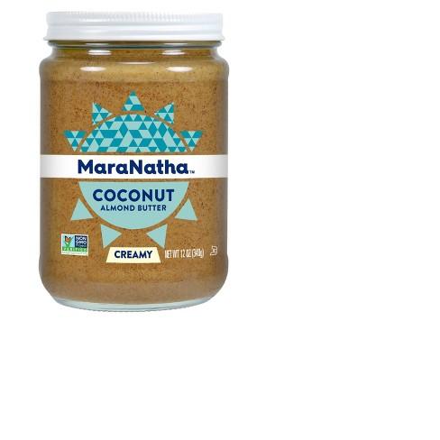 MaraNatha® All Natural Creamy Coconut Almond Butter - 12oz - image 1 of 3