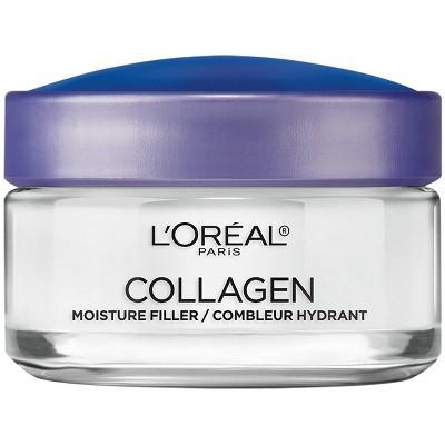 Facial Moisturizer: L'Oreal Paris Collagen Moisture Filler