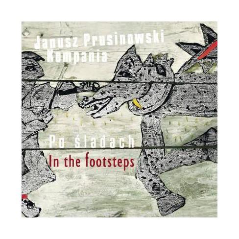 Janusz Kompania Prusinowki - In The Footsteps (CD) - image 1 of 1