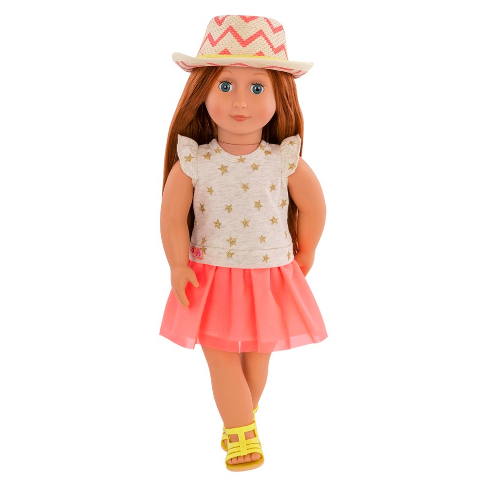 Our Generation 18 34 Fashion Doll Clementine