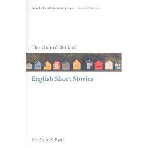 The Oxford Book of English Short Stories - (Oxford Books of Prose & Verse) (Paperback) - image 1 of 1