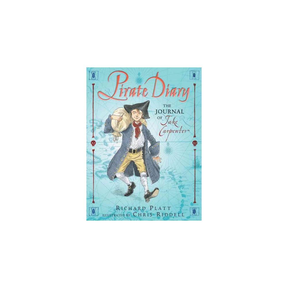 Pirate Diary (Paperback), Books