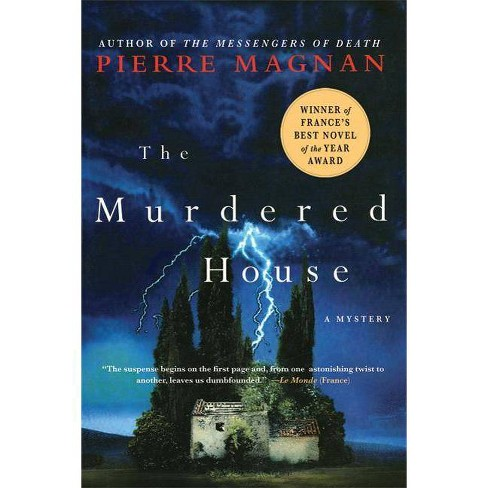 The Murdered House - by  Pierre Magnan (Paperback) - image 1 of 1