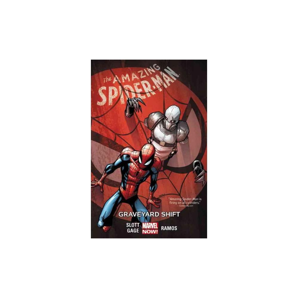 Amazing Spider-Man 4 : Graveyard Shift (Paperback) (Dan Slott & Christos Gage)