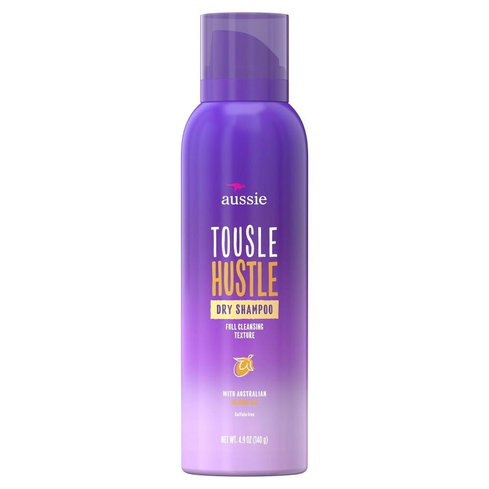 Image of Aussie Clean Texture Tousle Hustle Dry Shampoo - 4.9oz