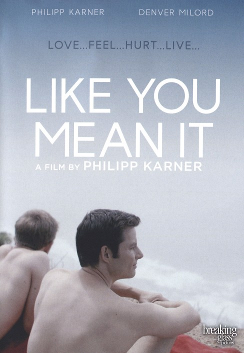 Like you mean it (DVD) - image 1 of 1