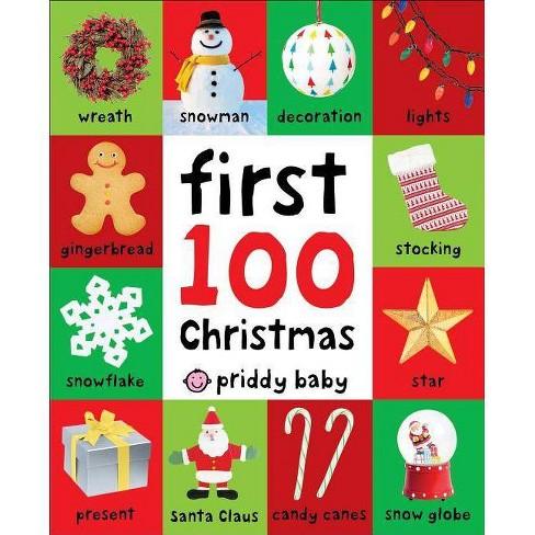 Christmas Words.First 100 Christmas Words First 100 Hardcover