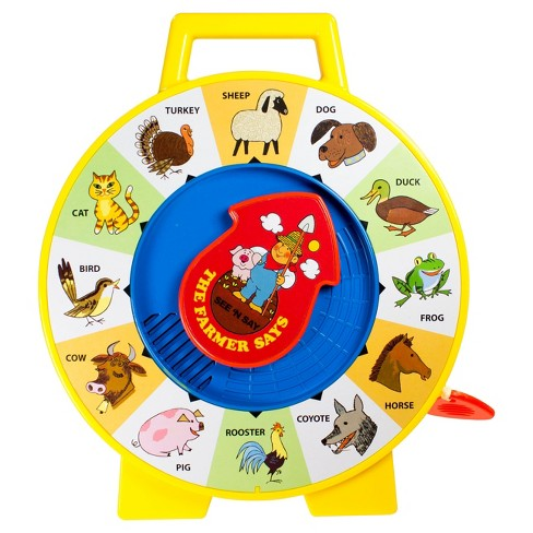 Fisher-Price See 'n Say The Farmer Says - image 1 of 4