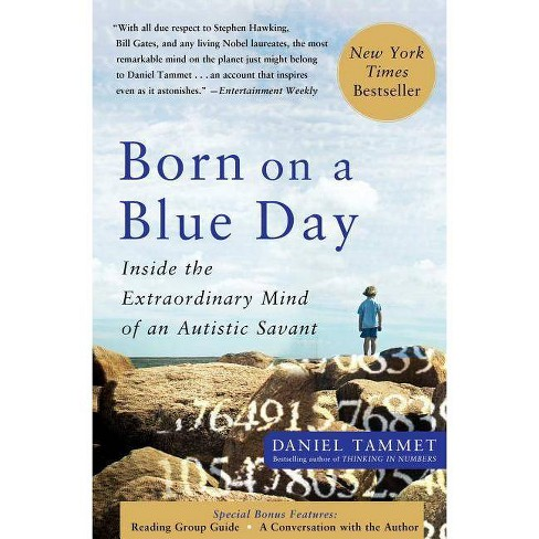 Born on a Blue Day - by  Daniel Tammet (Paperback) - image 1 of 1