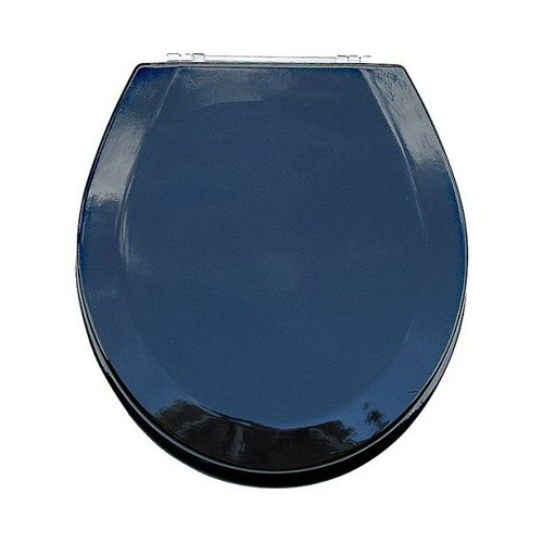 Premium Molded Wood Seat Metallic Black - Trimmer
