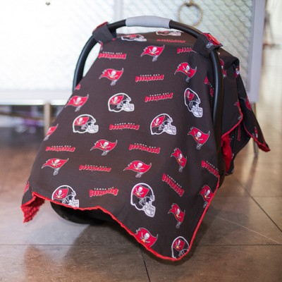 Tampa Bay Buccaneers Carseat Canopy