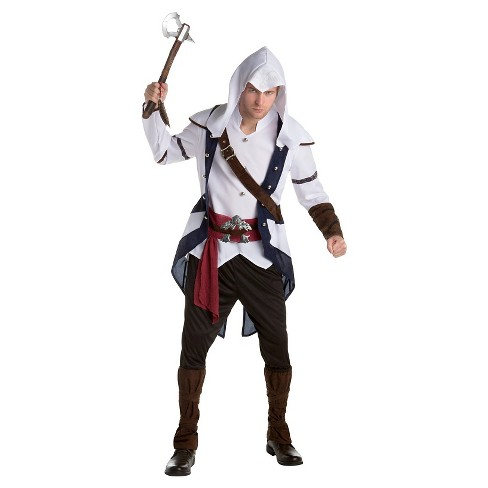 Men's Assassin's Creed Connor Classic Costume - image 1 of 1