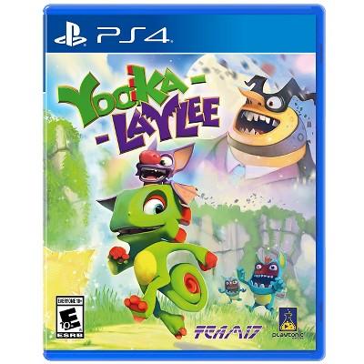 Yooka-Laylee PlayStation 4