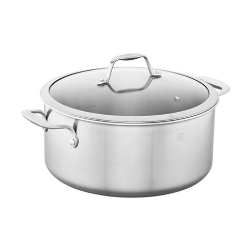 ZWILLING Spirit 3-ply 8-qt Stainless Steel Stock Pot - image 1 of 4