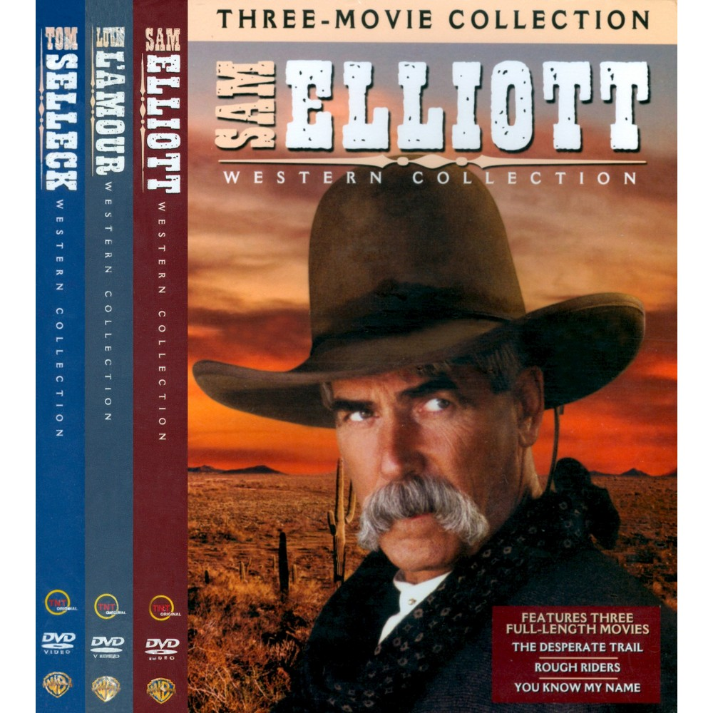 Tv western 3 pack (Dvd), Movies