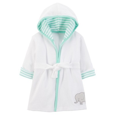 Baby Elephant Robe - Just One You™ Made by Carter's® White