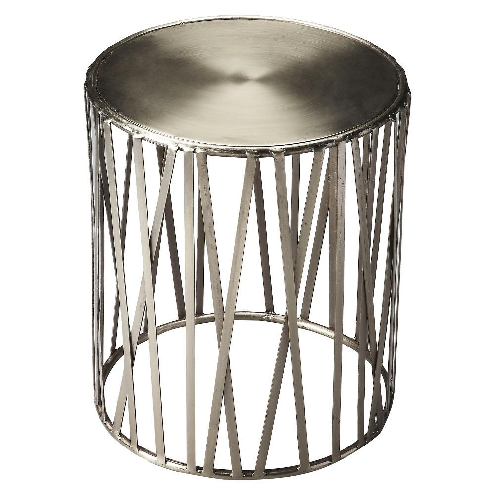 End Table Metal (Grey) - Butler Specialty