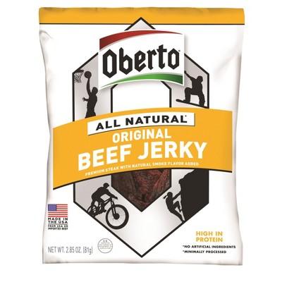 Jerky & Dried Meats: Oberto Jerky