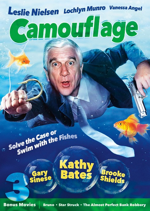 Camouflage (DVD) - image 1 of 1