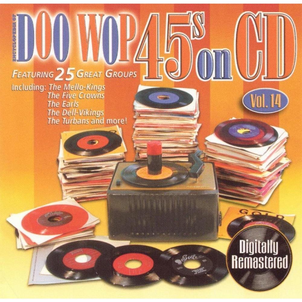 Various - Doo Wop 45s On Cd:Vol 14 (CD)