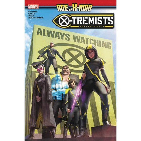 Age of X-Man: X-Tremists - (Paperback) - image 1 of 1