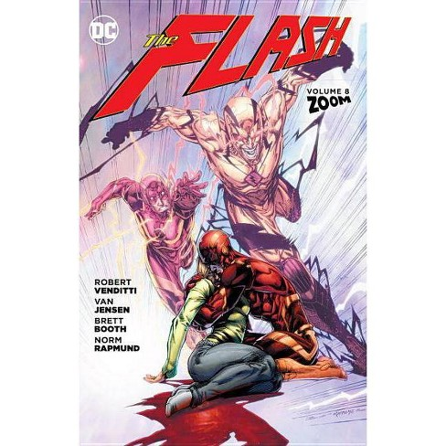 The Flash, Volume 8: Zoom - by  Robert Venditti & Van Jensen (Paperback) - image 1 of 1