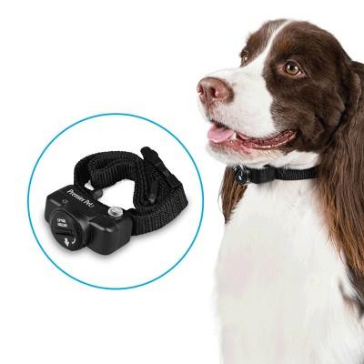 Premier Pet In-Ground Adjustable Add-A-Dog Collar - Black