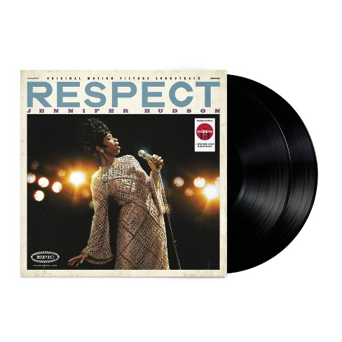 Jennifer Hudson - RESPECT (Original Motion Picture Soundtrack) (Target Exclusive, Vinyl) - image 1 of 1