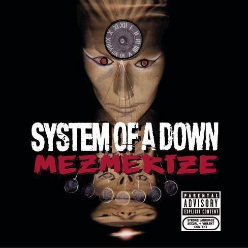 System of a Down - Mezmerize [Explicit Lyrics] (CD) - image 1 of 1