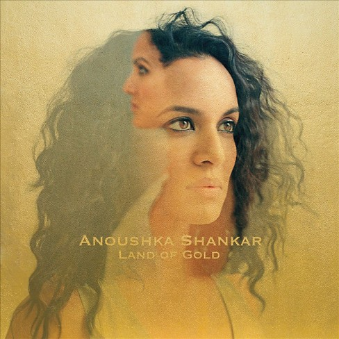 Anoushka shankar - Land of gold (CD) - image 1 of 1