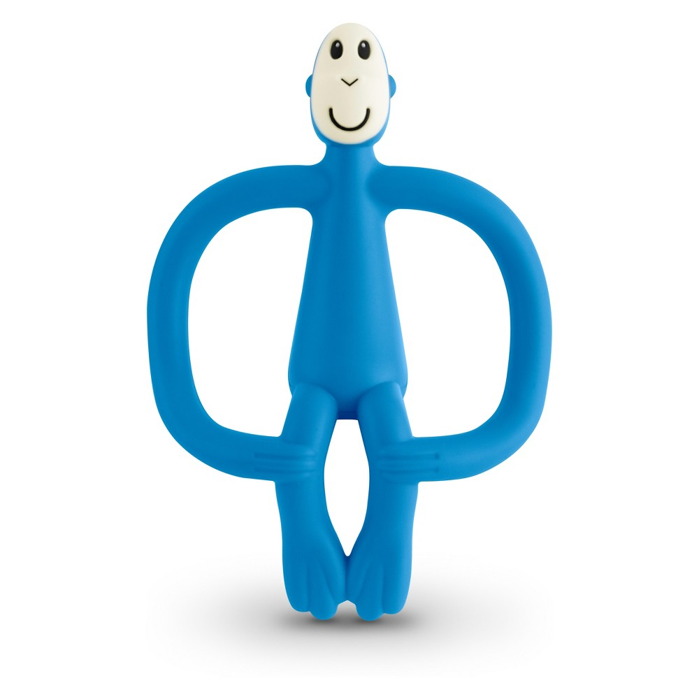 Image of Matchstick Monkey Teething Toy - Blue