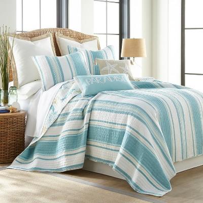 San Sebastian Quilt and Pillow Sham Set - Levtex Home