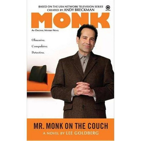 Mr. Monk on the Couch - by  Lee Goldberg (Paperback) - image 1 of 1