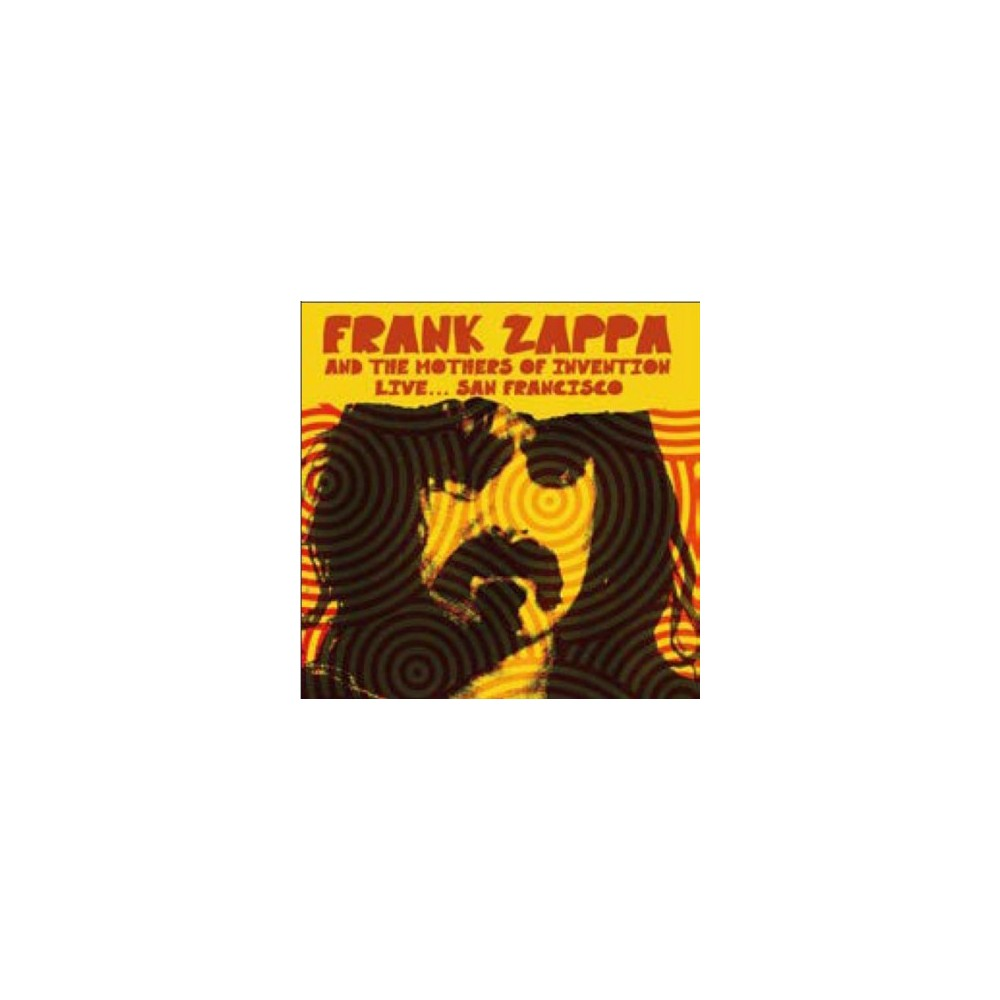 Frank Zappa - Live San Francisco (CD)