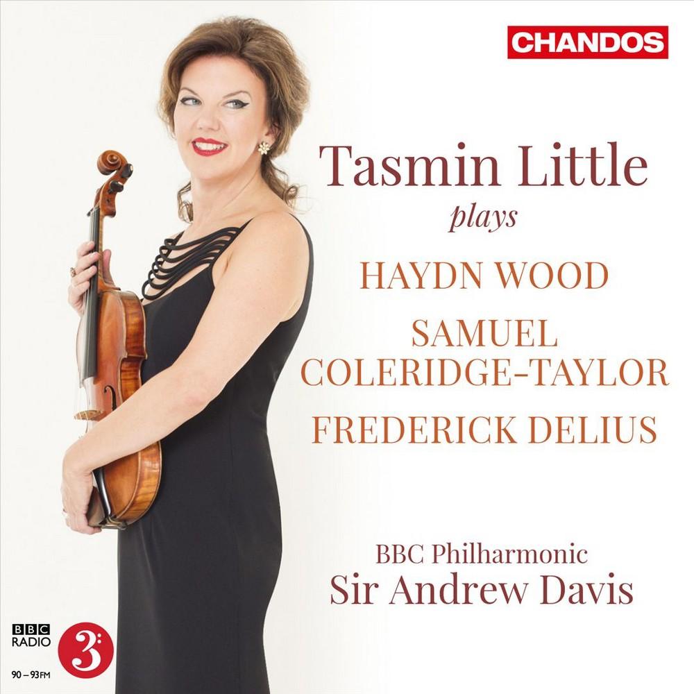 Tasmin Little - Tasmin Little Plays British Violin Ct (CD)
