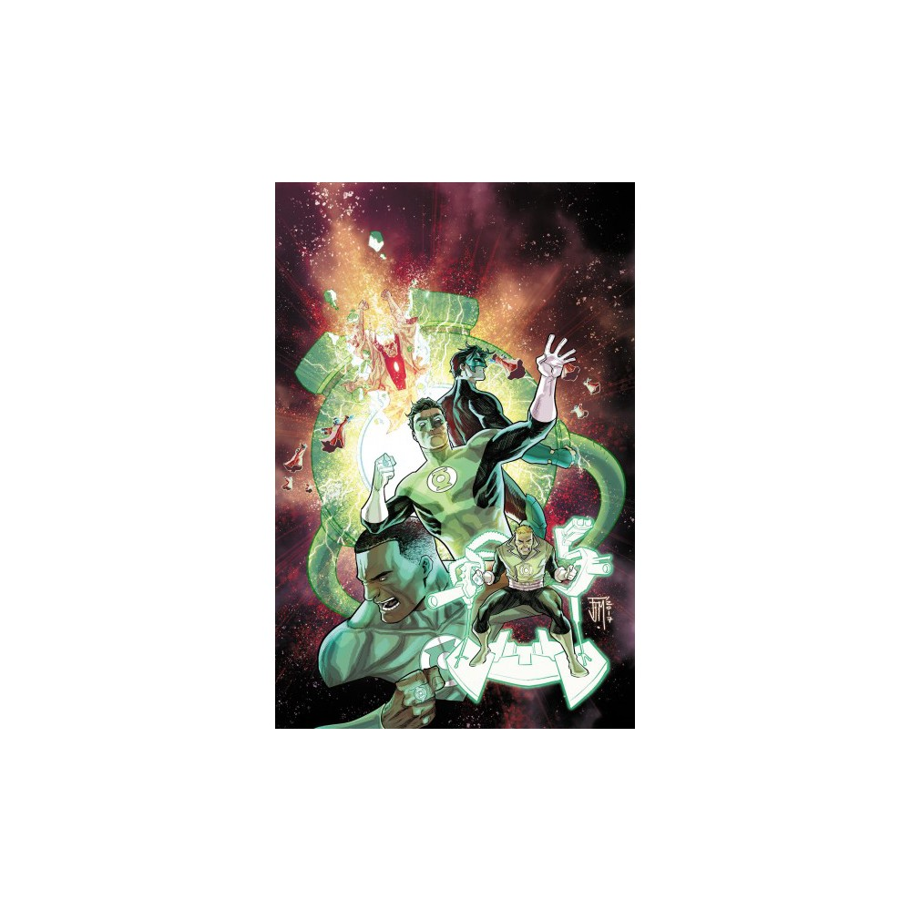 Hal Jordan and the Green Lantern Corps 6 : Zod's Will - by Robert Venditti (Paperback)